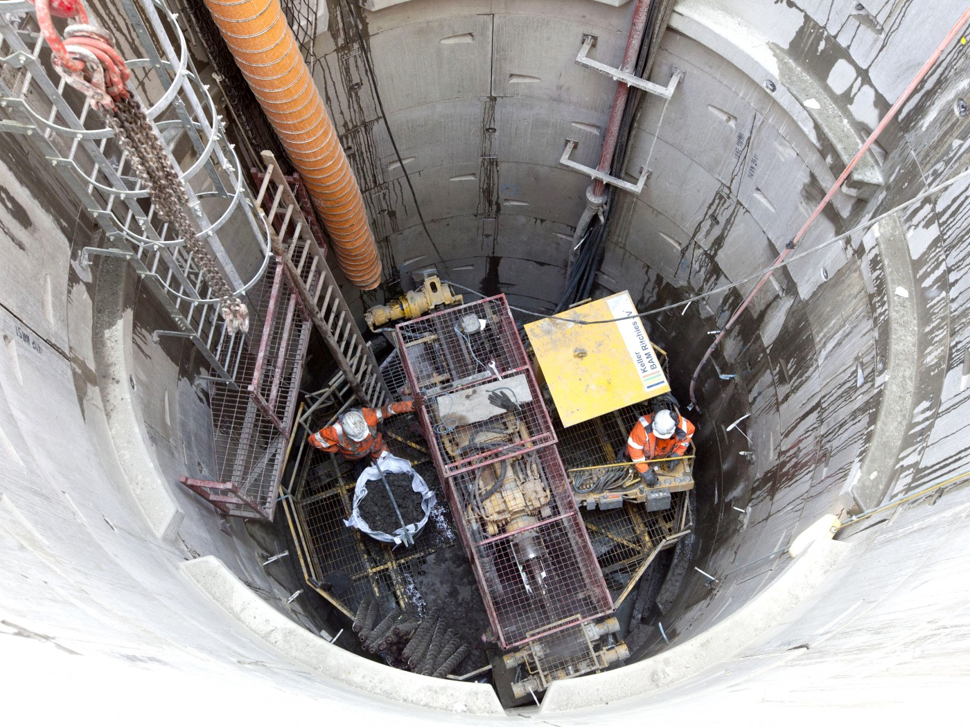 Measuring infrastructure project: Crossrail